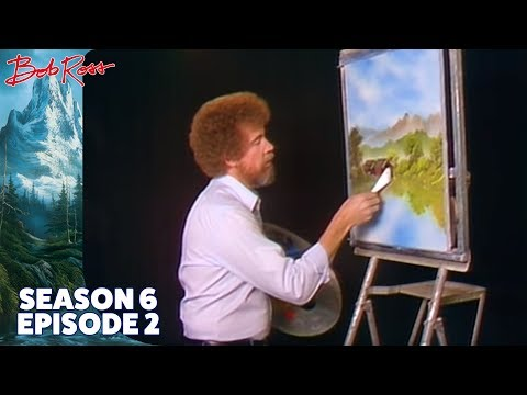 Bob Ross - Nature's Edge (Season 6 Episode 2)