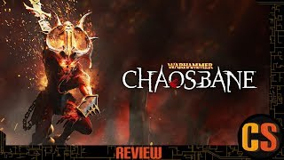 WARHAMMER CHAOSBANE - PS4 REVIEW (Video Game Video Review)