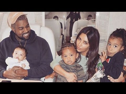 Kanye West HARRASSING Kim Kardashian to Have 7 Kids?! Mp3