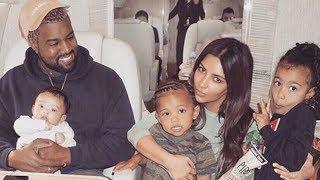 Kanye West HARRASSING Kim Kardashian to Have 7 Kids?!