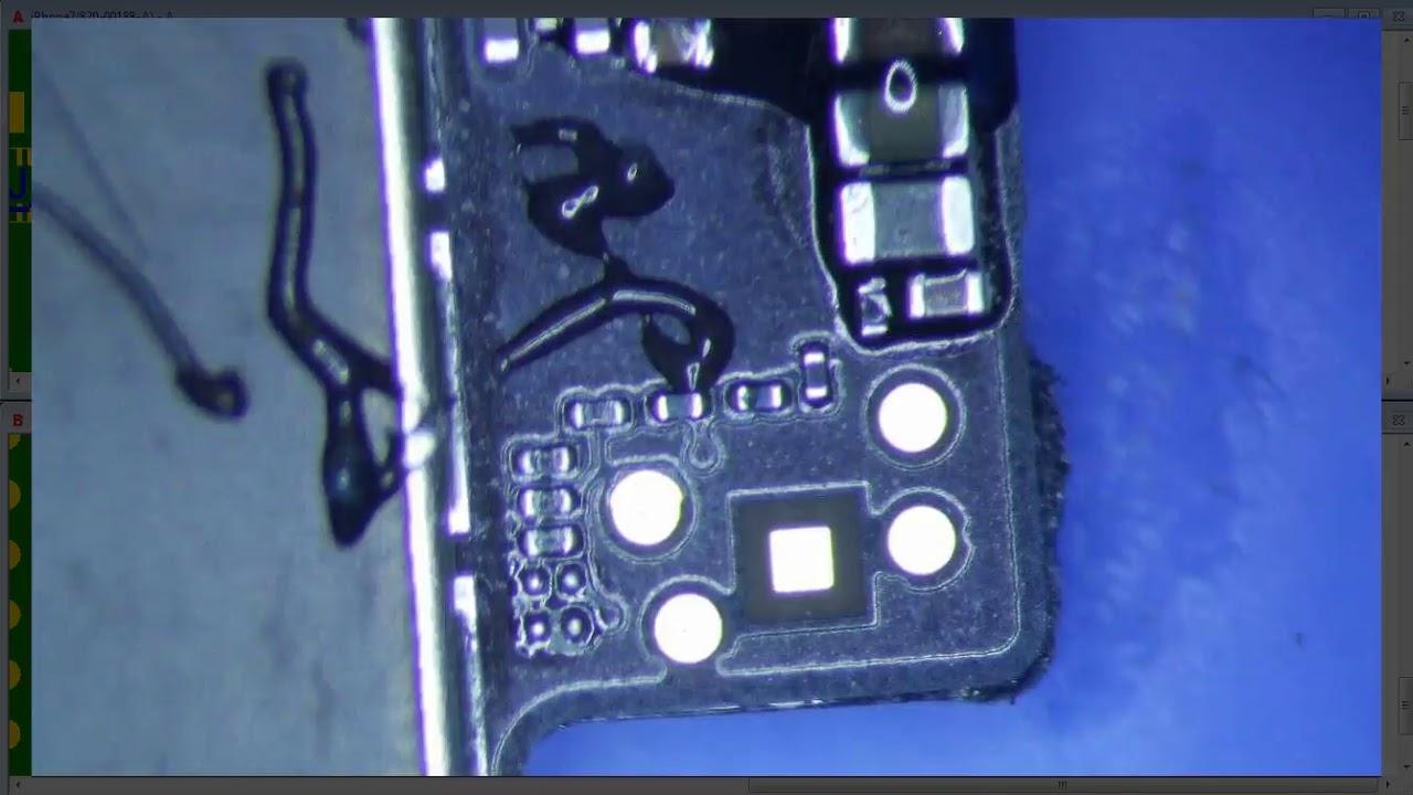 hot sale online a125d 66b2e iPhone 7 No Backlight After Screen Repair