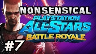 FAT PRINCESS - Nonsensical Playstation All-Stars Battle Royale w/Nova & Sly Ep.7