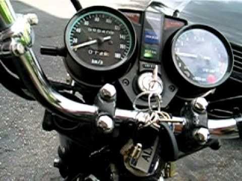 82 Kawasaki 440 LTD Motorcycle - YouTube