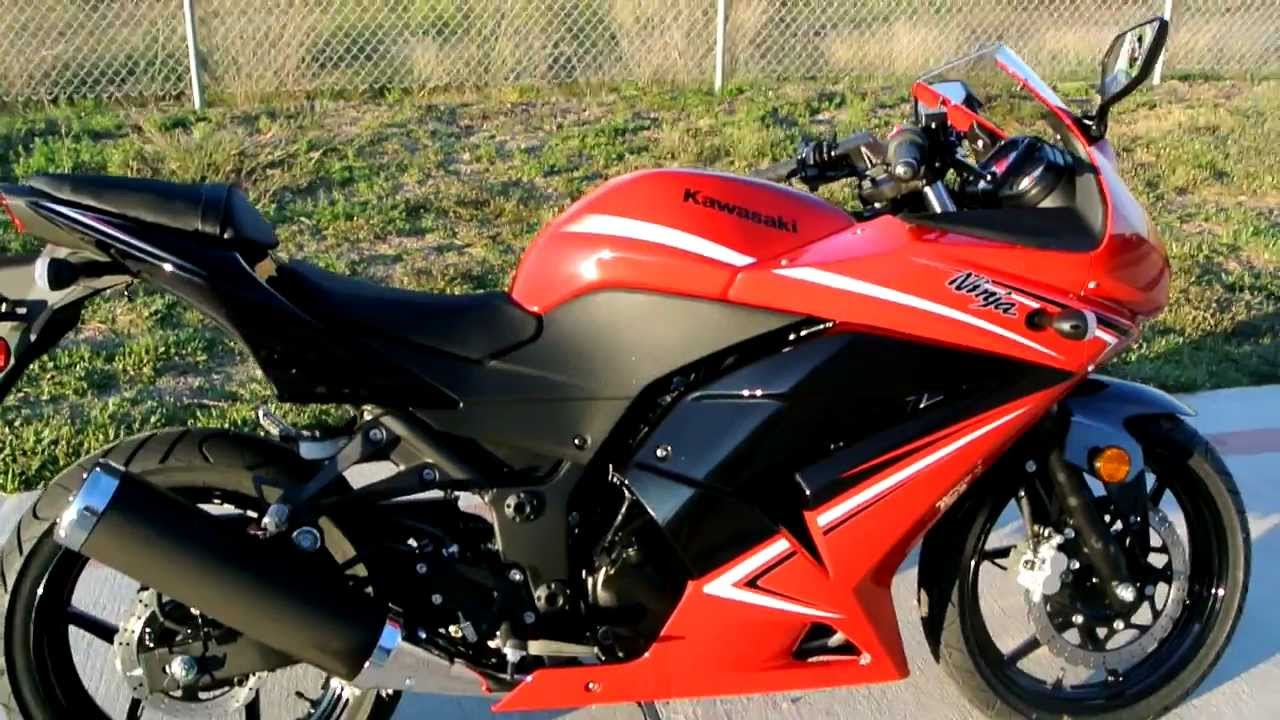 2012 Kawasaki Ninja 250r Overview And Review