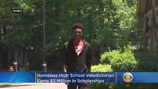 Homeless High School Valedictorian Earns $3 Million In Scholarships