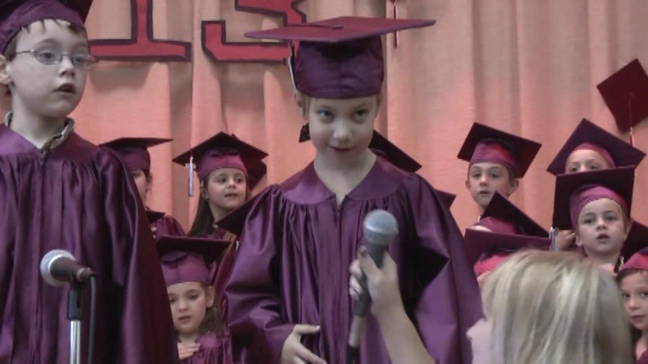 MES Kindergarten Graduation  6-13-13