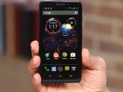 Motorola Droid Maxx - The multi-day smartphone