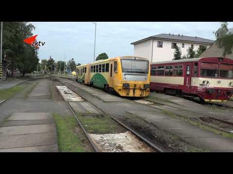 Vlakové nádraží v Tachově čeká kompletní rekonstrukce