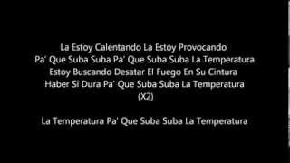 La Temperatura Maluma Ft Eli Palacios Letra By: Luis Angel