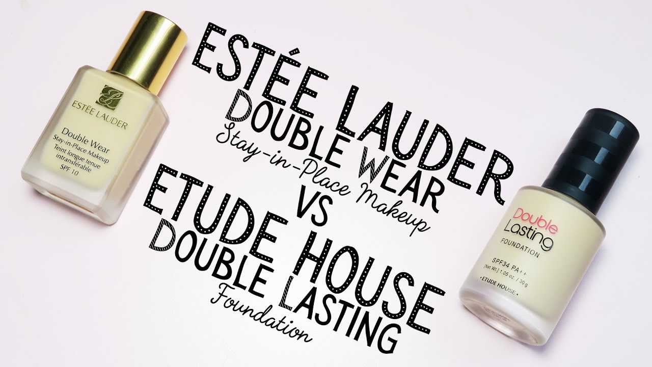Lov Long Lasting Foundation Test