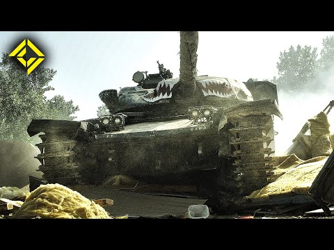 Escape or Get Crushed By A Tank
