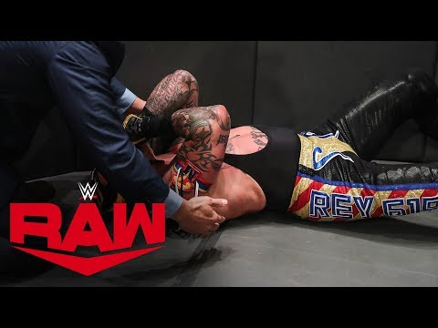Rey Mysterio & Aleister Black vs. Seth Rollins & Murphy: Raw, May 11, 2020