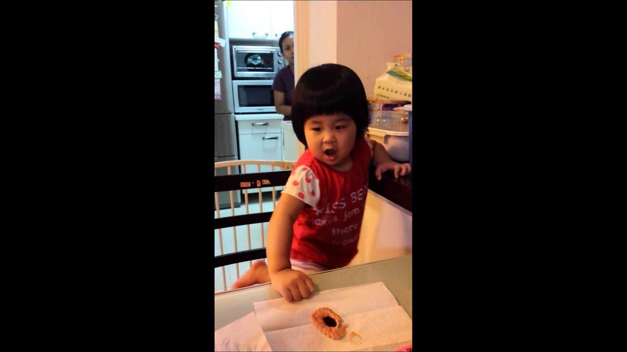 晞晞 - 天父我愛禱告 - YouTube
