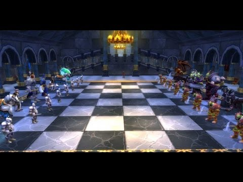 How to: Solo Chess Event Karazhan 5.3 Guide