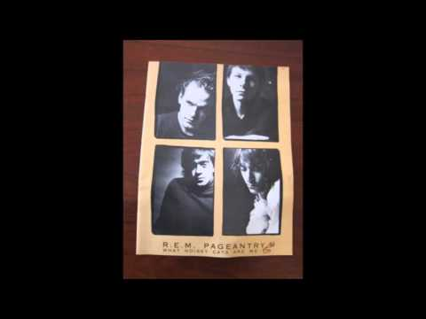 REM Live at William and Mary Hall 11 14 86
