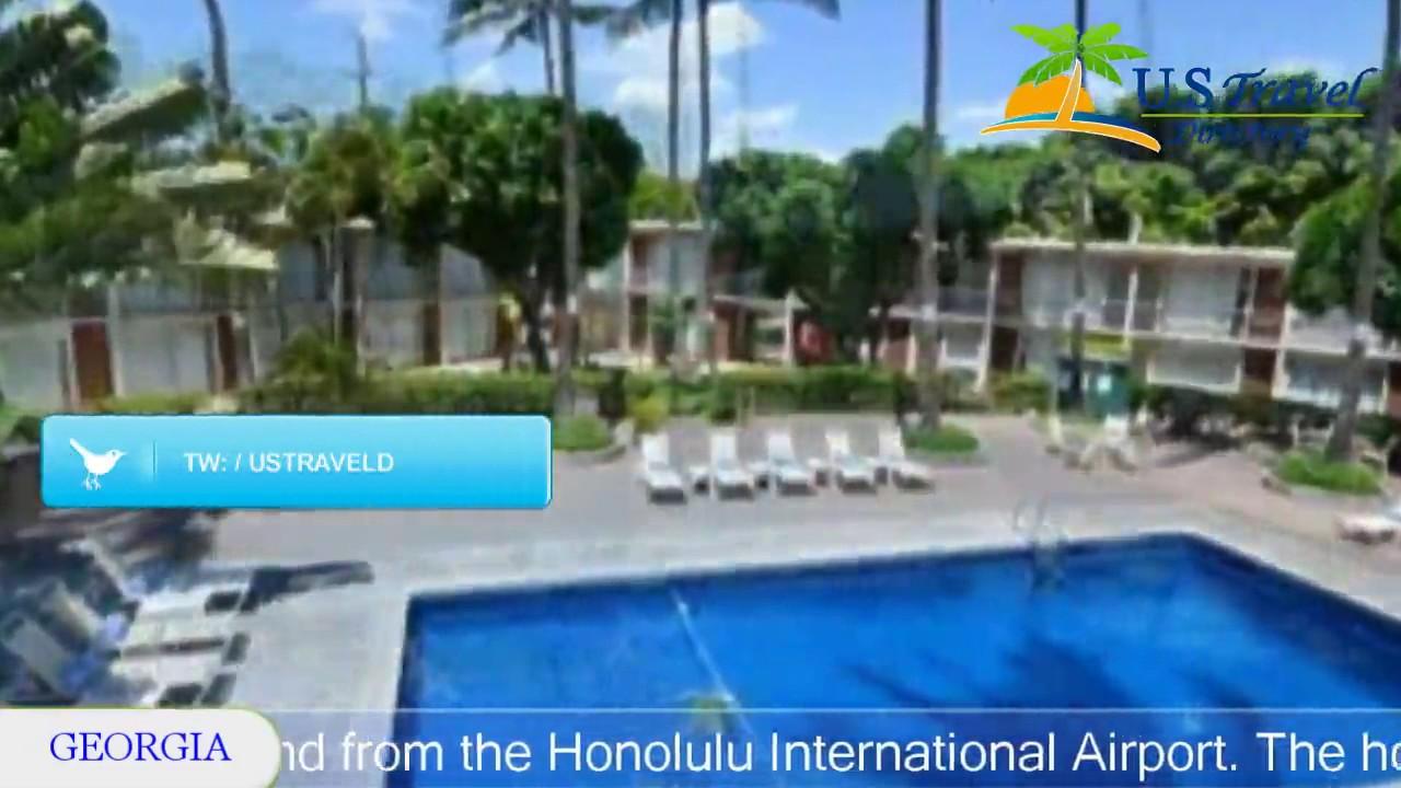 Best Western The Plaza Airport Hotel Honolulu Hotels Hawaii