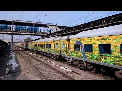 7 TRAINS MAGICAL BEAUTY OF INDIAN RAILWAYS TRAIN VIDEOS TRAINS OF INDIA