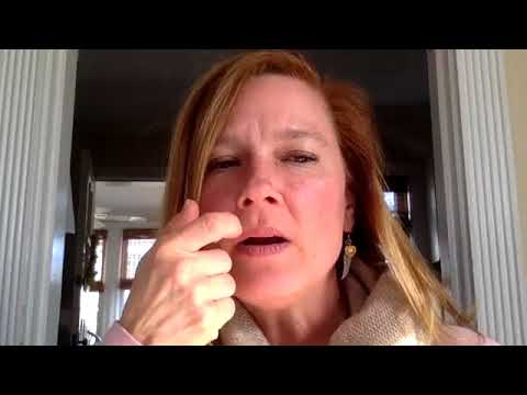 Melissa Range Talks About Firewalking