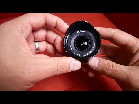First impressions: Laowa 7.5mm f/2.0 ultra wide angle lens