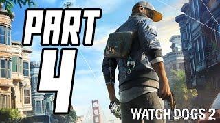 ► Watch Dogs 2   #4   Nejlepší reklama!   CZ Lets Play / Gameplay [1080p] [PC]
