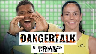 Russell Wilson And Sue Bird Discuss The Championships They Brought To Seattle | DangerTalk