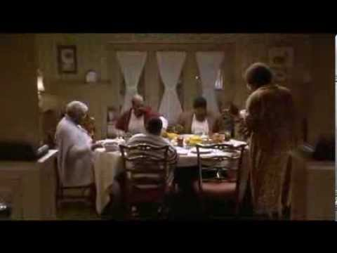 El Profesor Chiflado (1996) - Cena En Casa De Los Klump