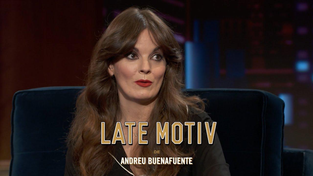 LATE MOTIV - Laura Márquez. La Enciclopedia del Drama | #LateMotiv878