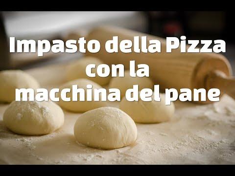 Impasto pizza fatta