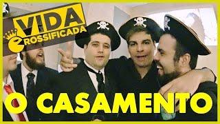 VIDA CROSSIFICADA ESPECIAL - DAVY JONES E SEU CASAMENTO FODA
