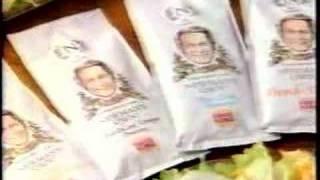 Burger King Paul Newman's Salad Dressing