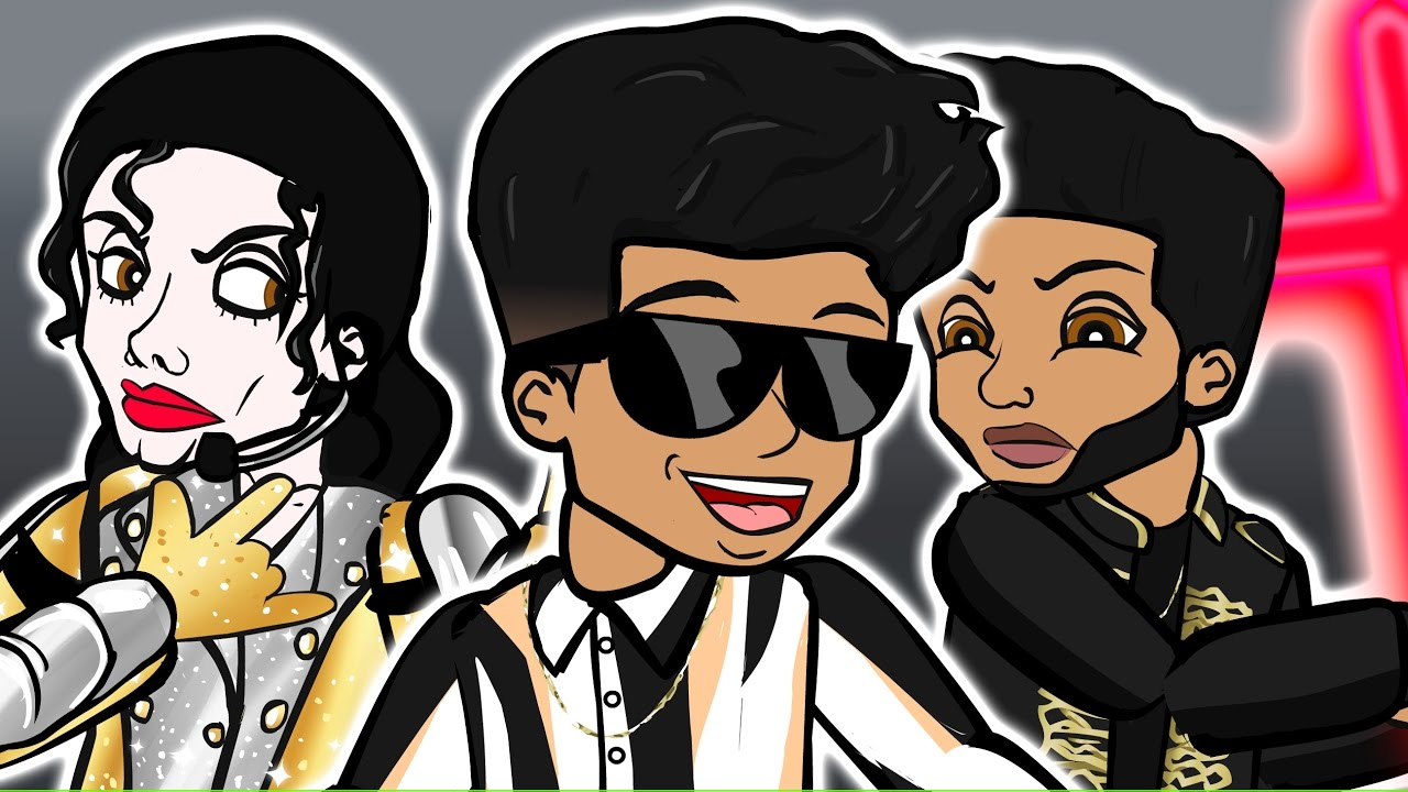 Bruno Mars Thats What I Like Cartoon Parody