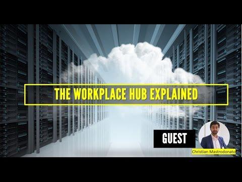 Konica Minolta's New Workplace Hub Explained