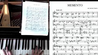 "Studnitzky | KY - ""Memento for piano"""