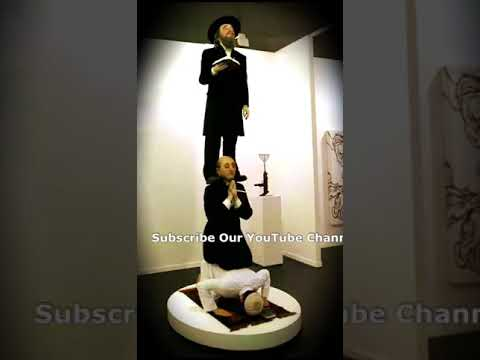 Statue kept in museum of Spain, It humiliates Muslims and Respect to the Jews. Lessons for Muslims