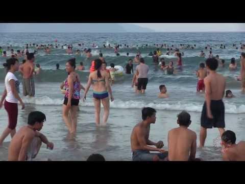 Bãi Biển Tuyệt Đẹp Đà Nẵng | Da Nang Beautiful Beach [1080p]