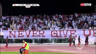 الأهلي يفوز على الشارقة بهدف قاتل .. (فيديو)