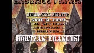 HABEMUS PAPAM-Arde el cielo( feat Sku Kaos Urbano)