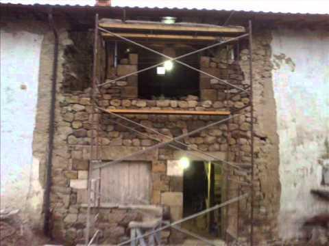 Hindachy trabajos de canter a restauraci n fachada - Piedra para fachadas de casas ...