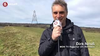 MON TV Aktuell - Der Steling bekommt einen neuen Turm.