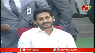 CM YS Jagan Attends andquot;At Homeandquot; Program Hosted By Governor Harichandan At Raj Bhavan