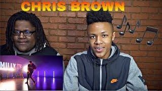 Chris Brown - Undecided - Dance Choreography by Jake Kodish ft Fik-Shun, Sean Lew*REACTION