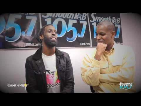 Tye Tribbett talks police brutality, Fresh Prince of Bel-Air, and Marriage