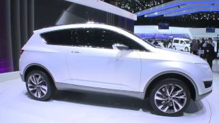 Geneva motor show 2011: Seat IBX Concept