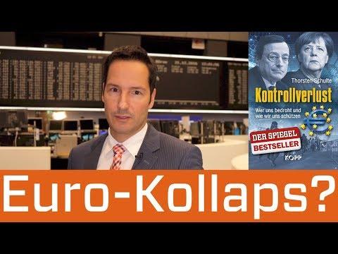 Euro - Der Kollaps? Euro-Crash oder Weichwährung? Deflation oder Inflation? Charts die Augen öffnen