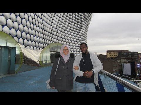 DAY OUT IN BIRMINGHAM | Shamsa Vlogs