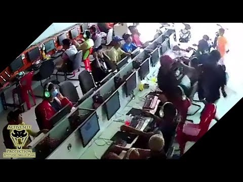 Student Disagreement Escalates at Internet Cafe in Vietnam | Active Self Protection