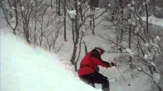 とりあえず非圧雪を貪っちゃう thumbnail
