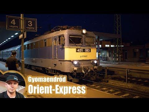 Venice Simplon-Orient-Express 2017 (Gyoma Vasútállomás)