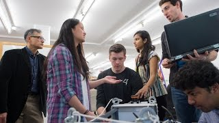 Villanova College of Engineering to Compete in RobotX Challenge