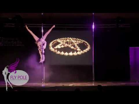 Pole Queen Spain - 1st Place Professional - Marie Caroline